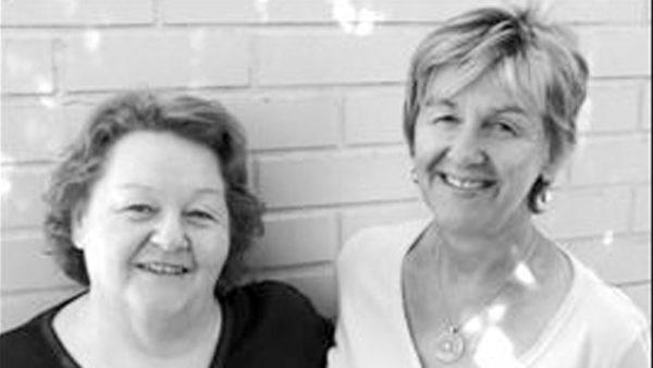 Inge und Ida Haselmaier